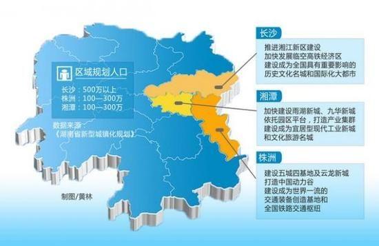 2020长沙人口_长沙人口分布划分地图