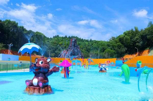 长沙乐水魔方水上乐园有什么好玩的项目?