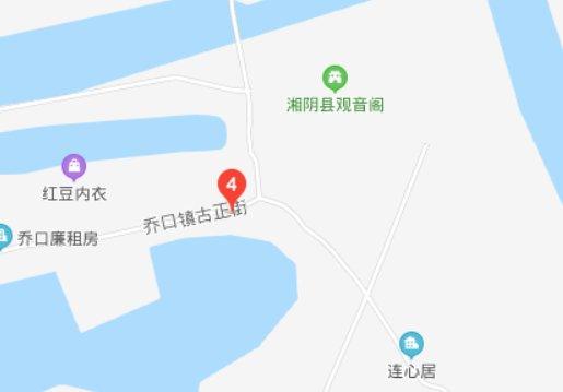 长沙乔口古镇在哪里?(附交通指南)