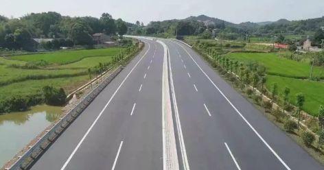 湘潭白云路全线完工 长沙湘潭又添一条平安快乐赛车平台主道