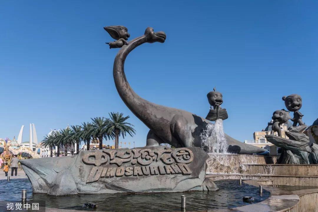 常州恐龙园游玩项目推荐