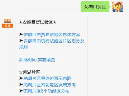 芜湖自贸区有哪些功能区(附6个功能区不同发展重点)- 芜湖本地宝