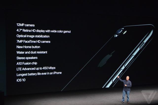 iphone7值得买吗? 15项升级让你买单
