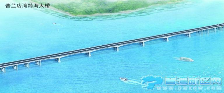 大连渤海大道一期重点项目(图)