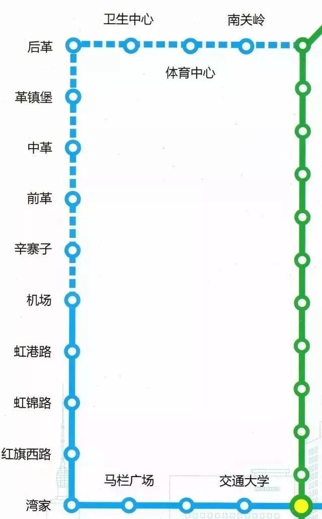 大连地铁2号线二期到底啥时候通车?