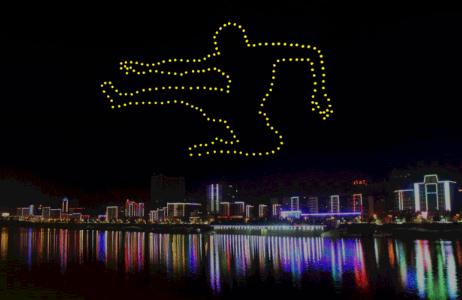 2020佛山无人机演出地点及最佳观赏地点推荐