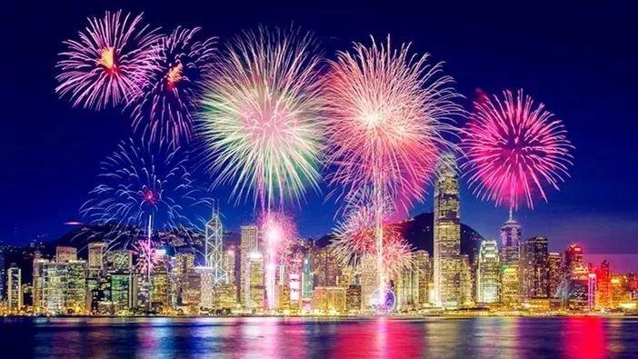 2020香港跨年烟花汇演正式取消!