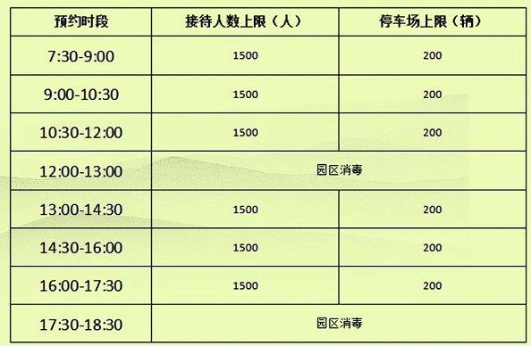 2021年福州皇天陵园清明祭扫规定插图