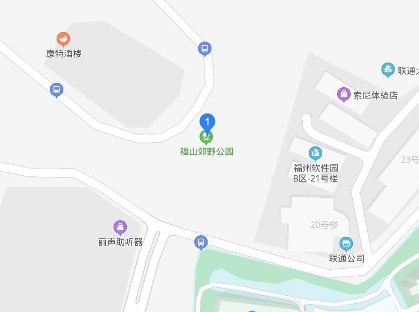 福州彩虹步道在哪里