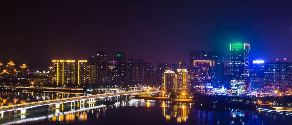 福州城区景观照明景点亮灯时间