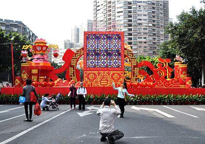 2016年广州荔湾区迎春花市时间及地点一览