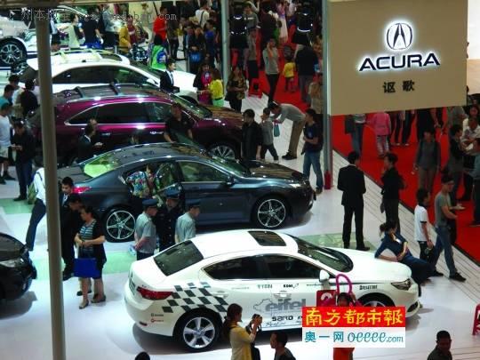 2015广州五一南方国际车展(时间+地点+交通)一览