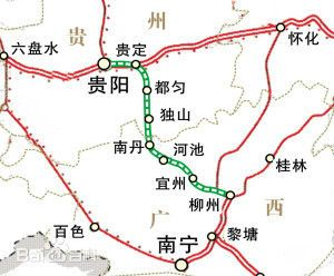 黔桂高铁复线最新消息(持续更新)