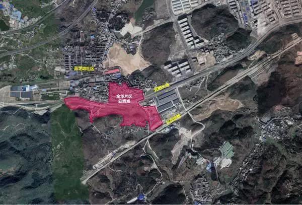 观山湖区2019年度安置房建设布局选址规划(原文)