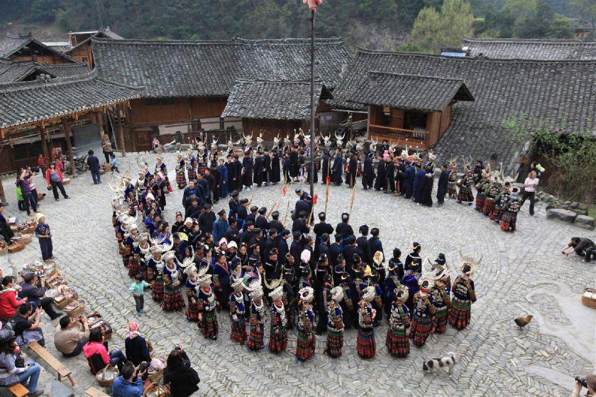 贵州春节苗侗风情旅游线路推荐