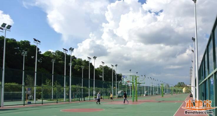 罗湖体育休闲公园