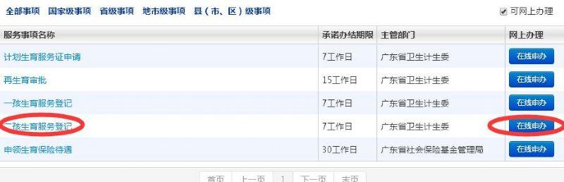广州二孩生育服务登记申请预约网址及操作指南