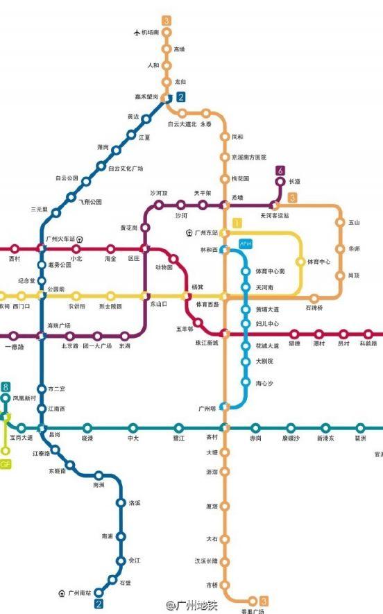 年11月25日广州地铁APM线将飞站 具体安排一览图片