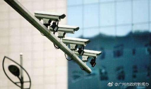 2018广州限行最新消息:限行范围内新增170套电子警察