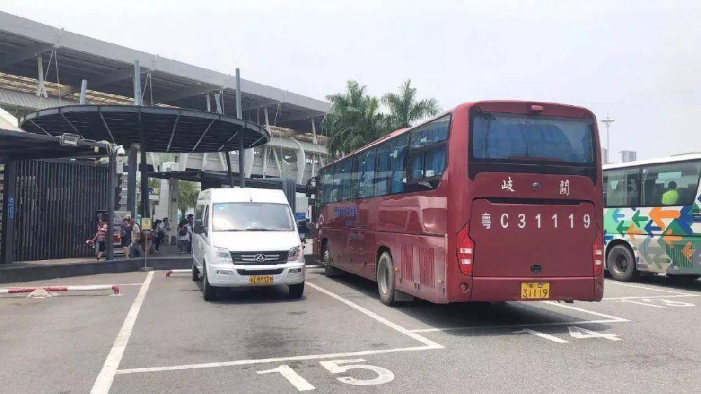 2019年8月1日起广州南沙往返珠海定制商务班线开通
