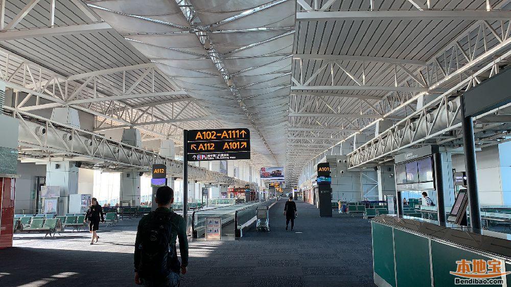 2019年9月1日起广州白云机场南航全面投入使用高科技行李条
