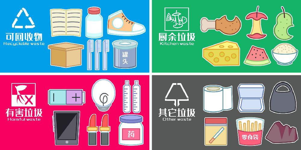 厨余垃圾有哪些物品_广州垃圾分类标准一览- 广州本地宝