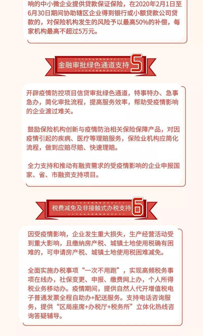广州越秀区发布应对新冠肺炎疫情支持企业发展10条措施(全文内容)