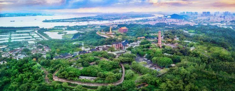 2020年广州莲花山向全国医护人员免费开放