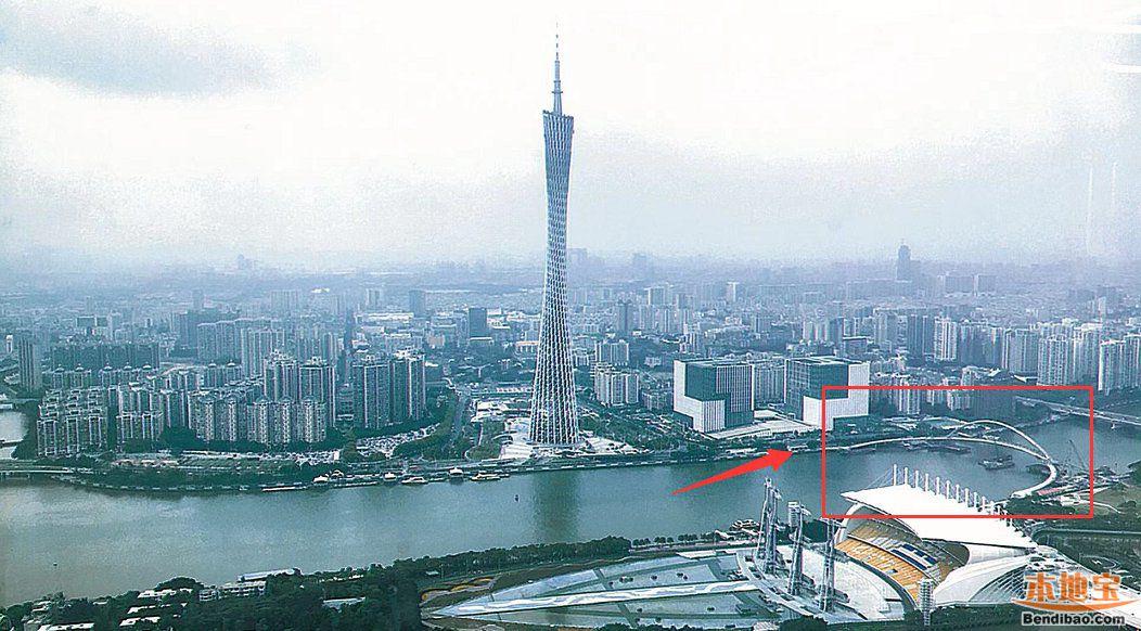 2021广州跨珠江人行桥开通有直播吗?