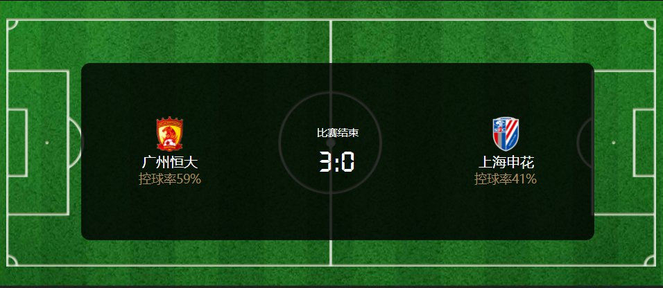 2019中超广州恒大vs上海申花比赛回放在哪看?附回放入口