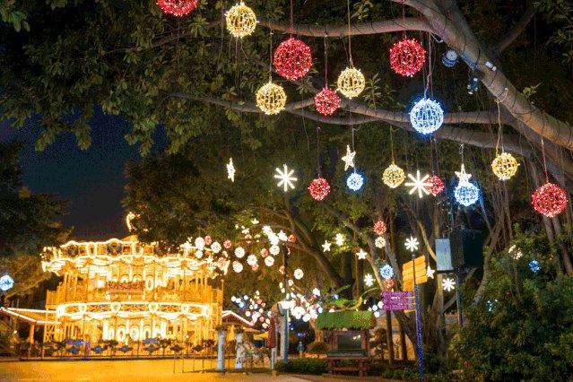 广州长隆欢乐世界2020年圣诞节活动介绍