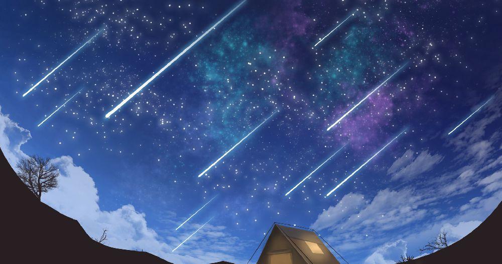 2019英仙座流星雨观察地点位置 直播最佳观赏时间是几点