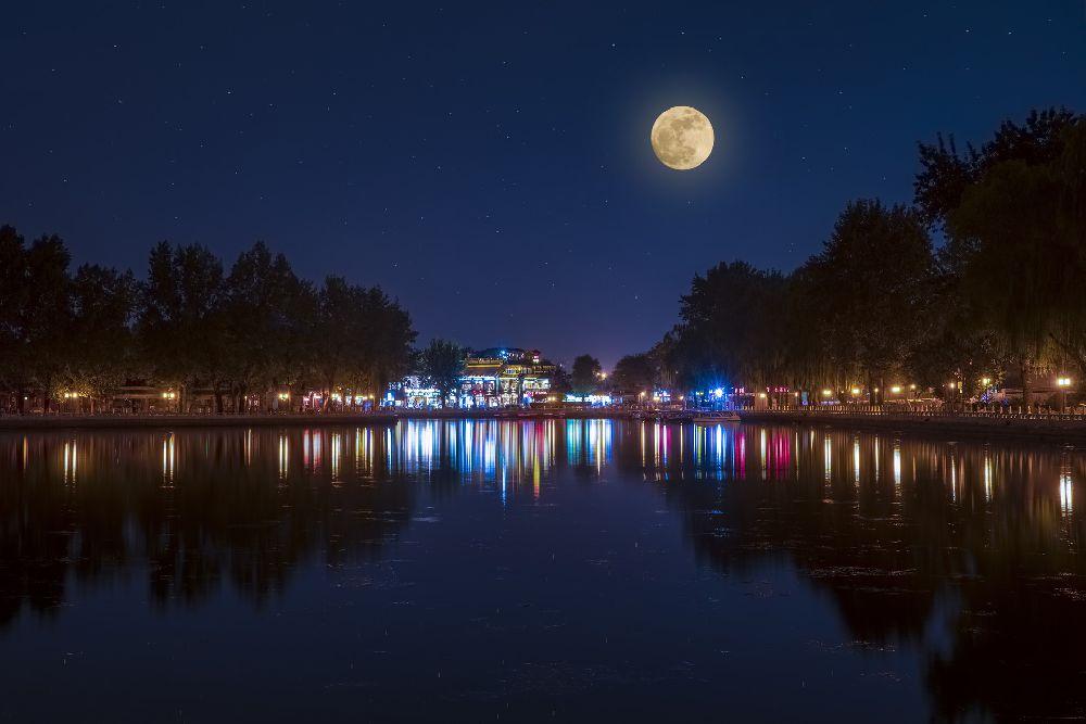2019年中秋节广州去哪里赏月最好?