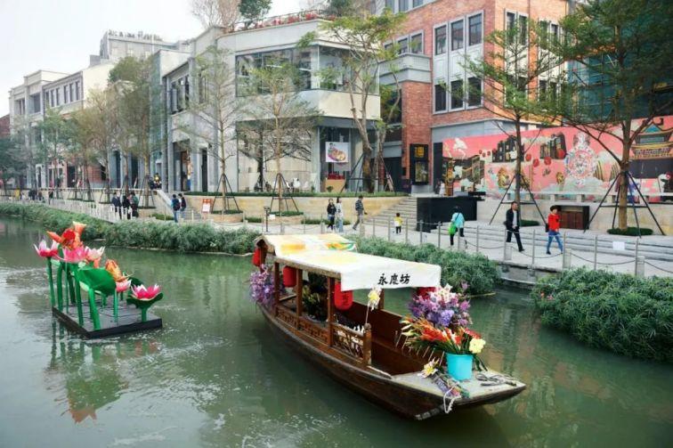 2020广州荔湾水上花市游玩亮点一览