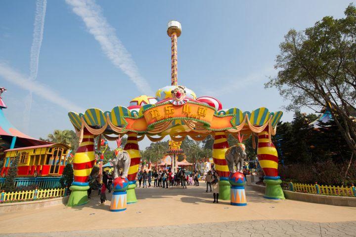 2020春节广州长隆欢乐世界门票多少钱?