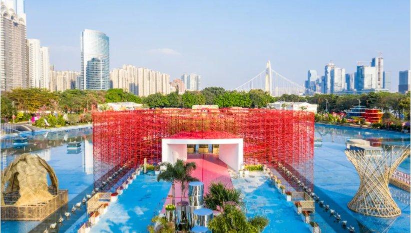 2021第28届广州园林博览会延长至2月26日
