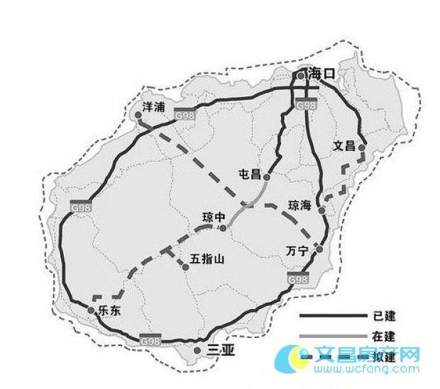 文昌至琼海高速最新消息(持续更新)