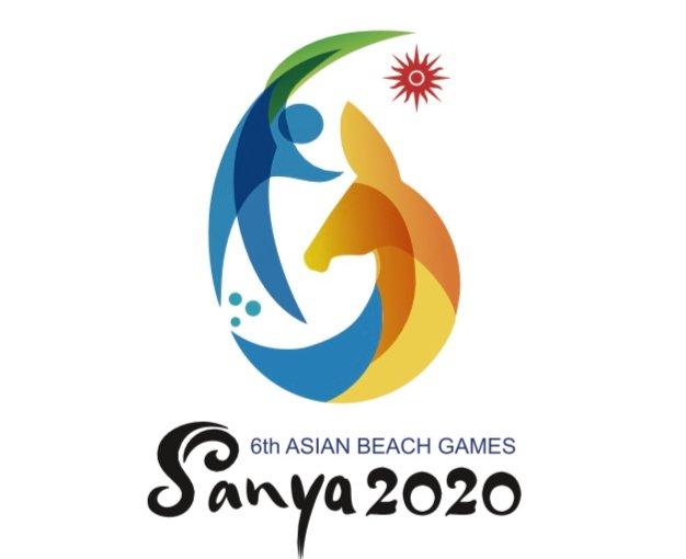 2020第六届亚洲沙滩运动会会徽及口号介绍