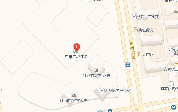 2018哈尔滨百城巡展购车节交通指南
