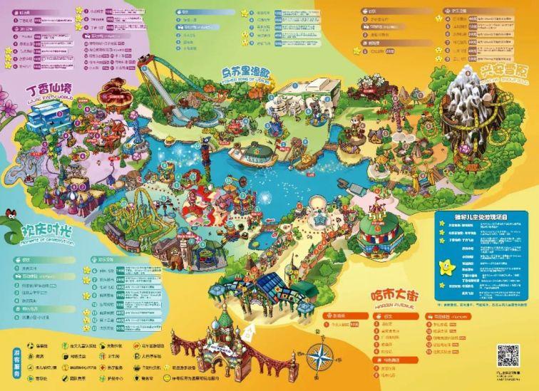 2020端午节哈尔滨融创乐园游玩攻略