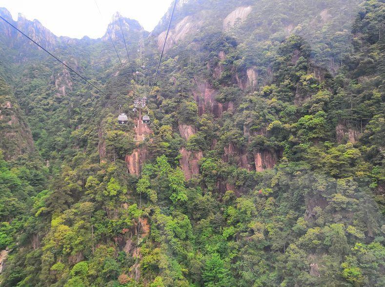 黄山风景里面好玩的地方有哪些?