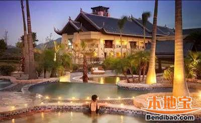 2017惠州周边超正温泉度假村推荐