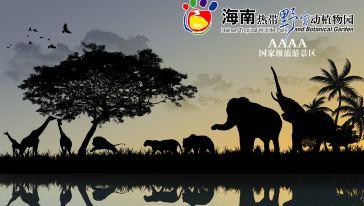 【特惠】海南热带野生动植物园