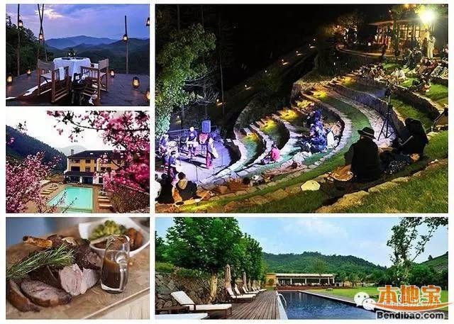 杭州周边短途游好去处 适合情侣浪漫度假