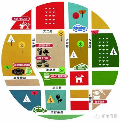 杭州城西美食餐厅推荐