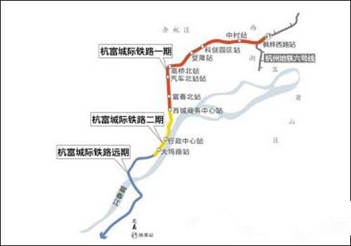 杭富城际铁路工程进度(持续更新)