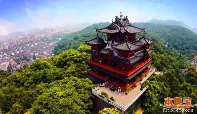 杭州上城区一日游攻略 轻松玩转上城