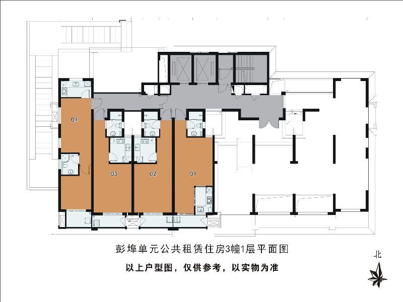 办事指南 杭州土地房产 杭州公租房 > 杭州彭埠单元户型图及效果图图片