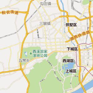 2017杭州高速路况实时查询(更新中)