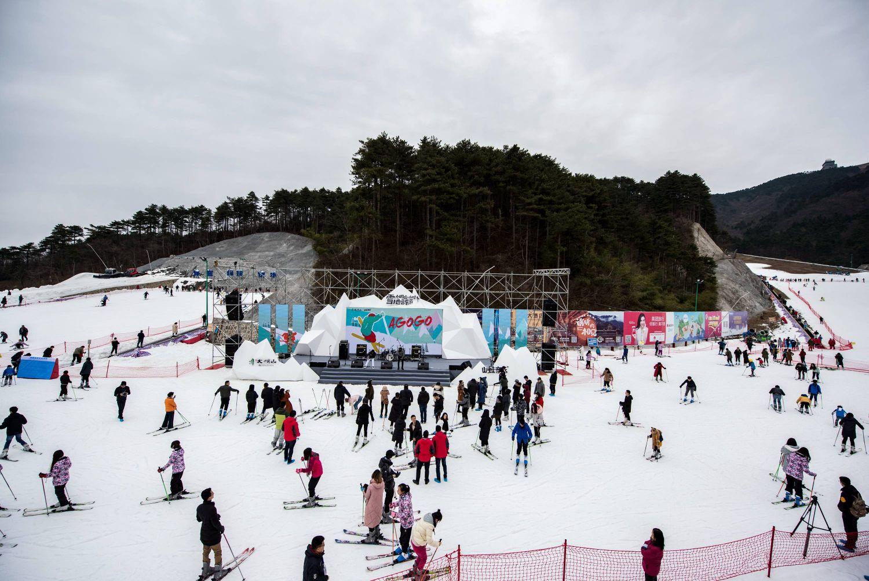 杭州大明山夏天可以滑雪嗎?